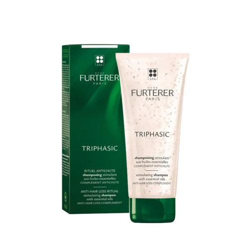 René Furterer Triphasic shampoo 200ml - Shampooing stimulant