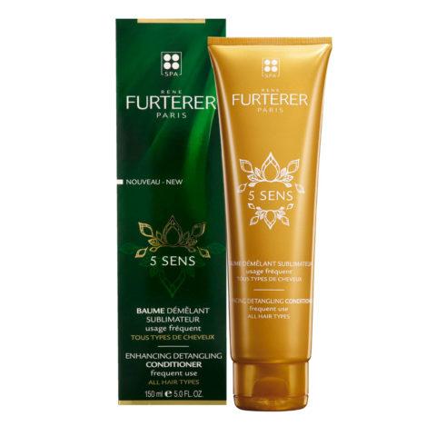 René Furterer 5 Sens Enhancing Detangling Conditioner 150ml - pour tous les types de cheveux