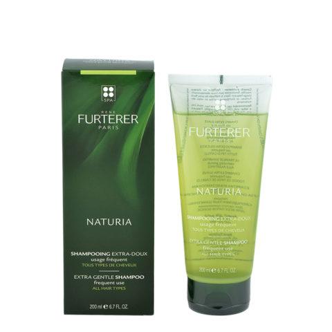 René Furterer Naturia Extra-gentle Shampoo 200ml - shampooing extra doux