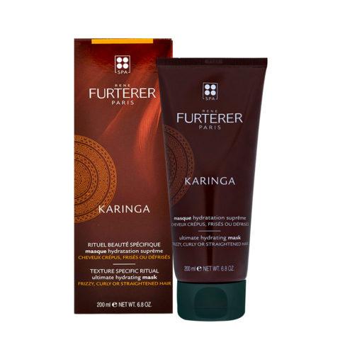 René Furterer Karinga Ultimate Hydrating Mask 200ml - Masque hydratation suprême