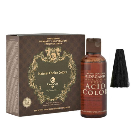 1.0 Noir Tecna NCC Biorganic acid color 3x130ml