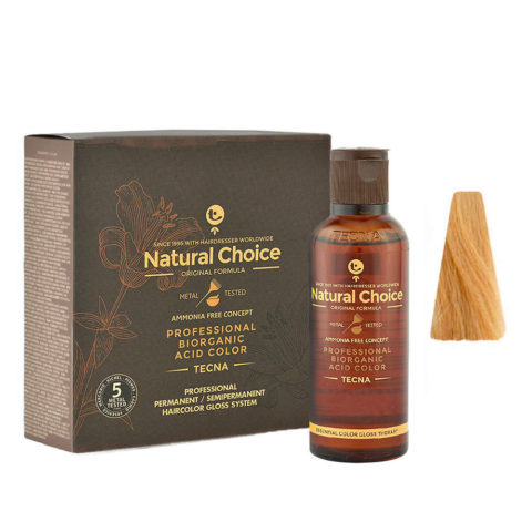 8.31 Blond clair intense Tecna NCC Biorganic acid color 3x130ml