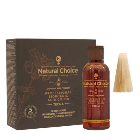 9.32 Blond trés clair doré naturel Tecna NCC Biorganic acid color 3x130ml