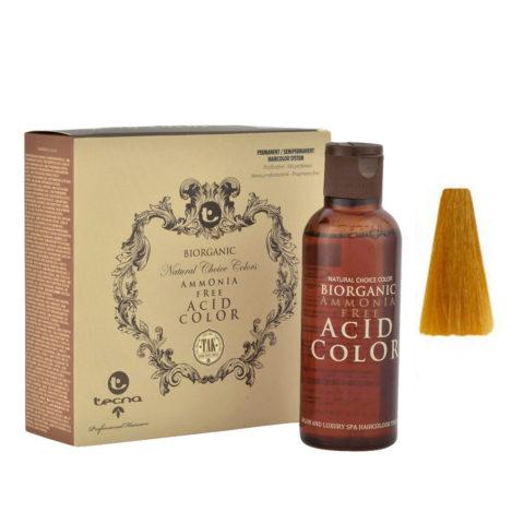 8.33 Blond doré clair intense Tecna NCC Biorganic acid color 3x130ml