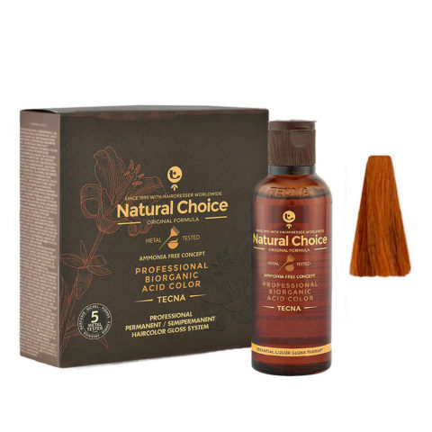 7.35 Blond wood naturel Tecna NCC Biorganic acid color 3x130ml