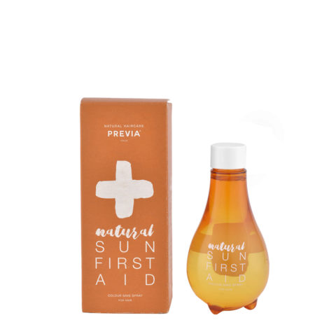 Previa Natural Sun First Aid Colour Save Spray 160ml - spray protecteur couleur