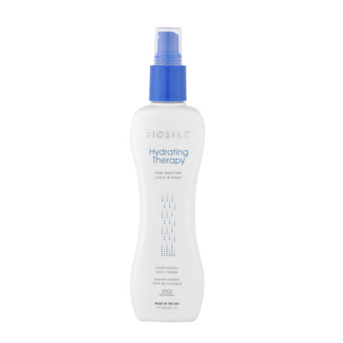 Biosilk Hydrating Therapy Pure Moisture Leave In spray 207ml - apres shampooing spray sans rinçage