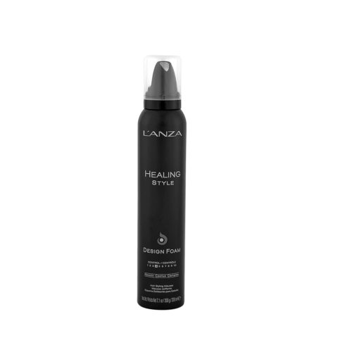 L' Anza Healing Style Design Foam 200ml - Mousse volumisante