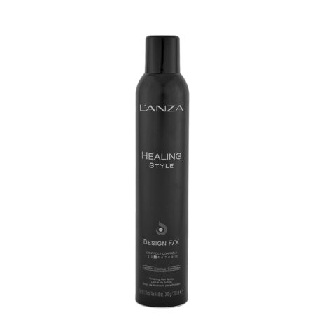 L' Anza Healing Style Design F/X 350ml - laque tenue flexible