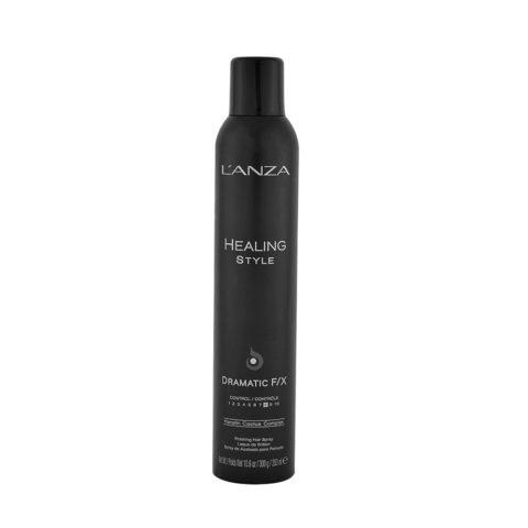 L' Anza Healing Style Dramatic F/X 350ml - Laque tenue forte