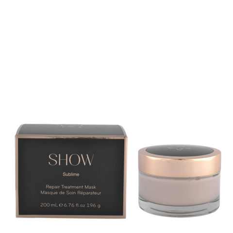 Show Sublime Repair Treatment Mask 200ml - masque de soin réparateur