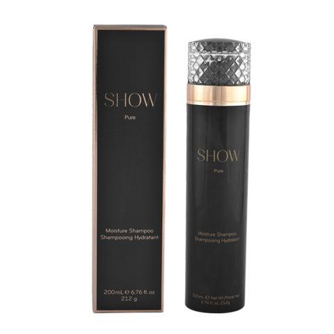 Show Pure Moisture Shampoo 200ml - shampooing hydratant