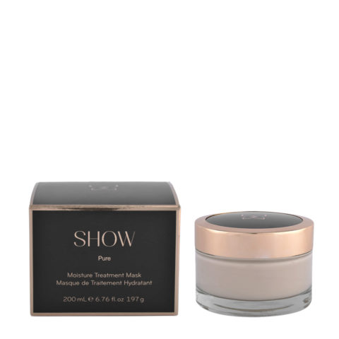 Show Pure Moisture Treatment Mask 200ml - masque de traitement hydratant