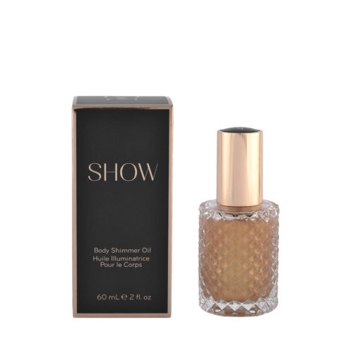 Show Body Shimmer Oil 60ml - huile illuminatrice pour le corps