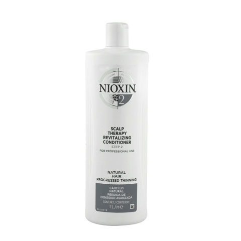 Nioxin System2 Scalp therapy Revitalizing conditioner 1000ml