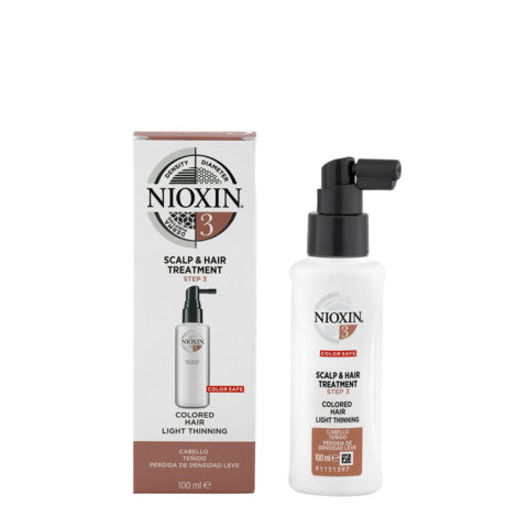 Nioxin System3 Scalp & hair Treatment 100ml
