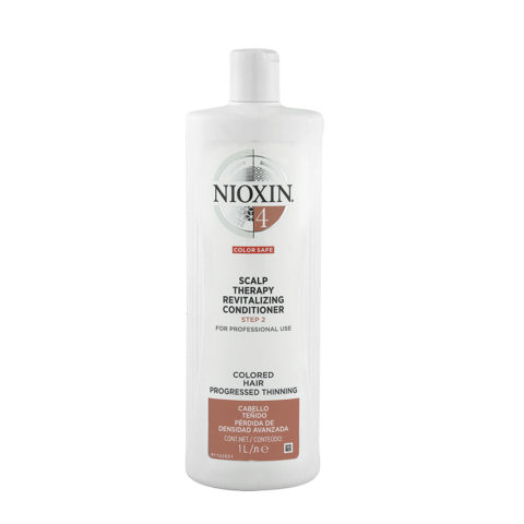 Nioxin System4 Scalp therapy Revitalizing conditioner 1000ml
