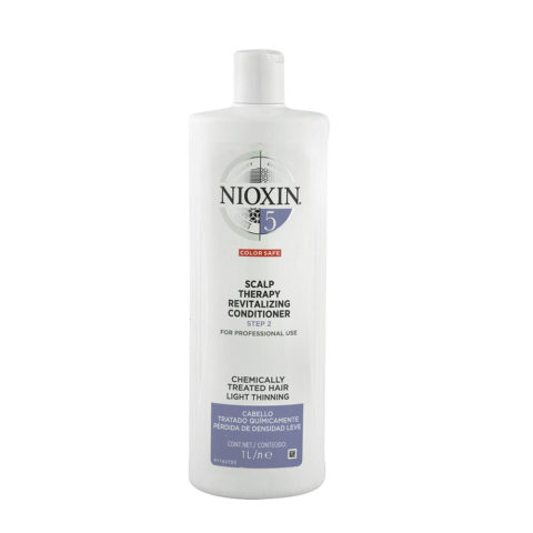 Nioxin System5 Scalp therapy Revitalizing conditioner 1000ml