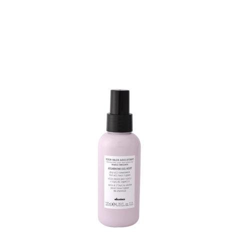 Davines YHA Silkening Oil Mist 120ml - soina à l'huile sèche