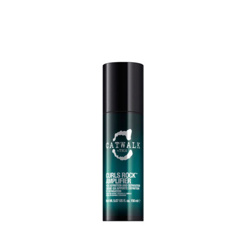 Tigi Catwalk Curlesque Curls Rock Amplifier 150ml - modelant boucles