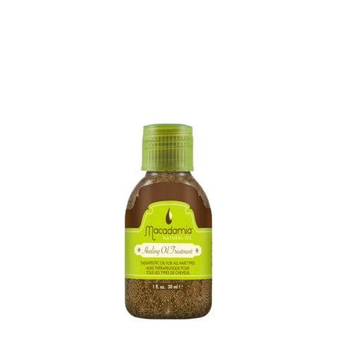 Macadamia Healing oil treatment 30ml - Huile thérapeutique réparatrice