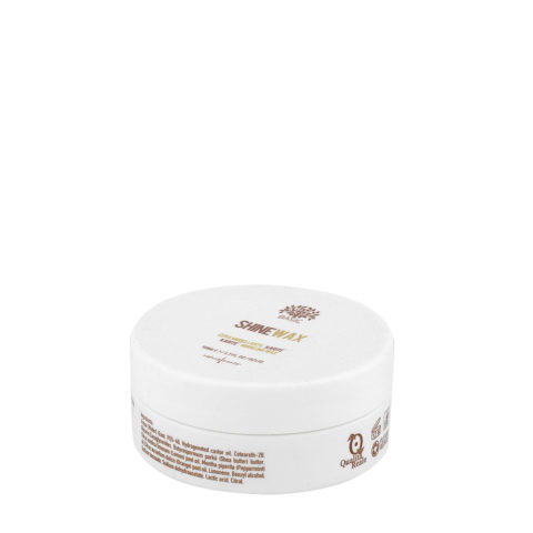 Naturalmente Basic Shine wax 50ml - Karité modeling wax