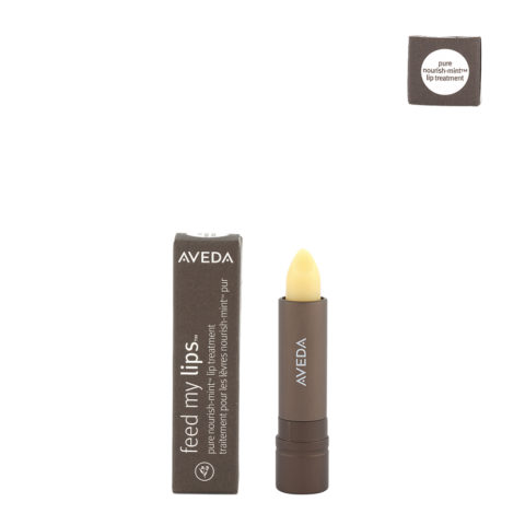 Aveda Feed my lips Pure nourish-mint lip treatment 3.4gr