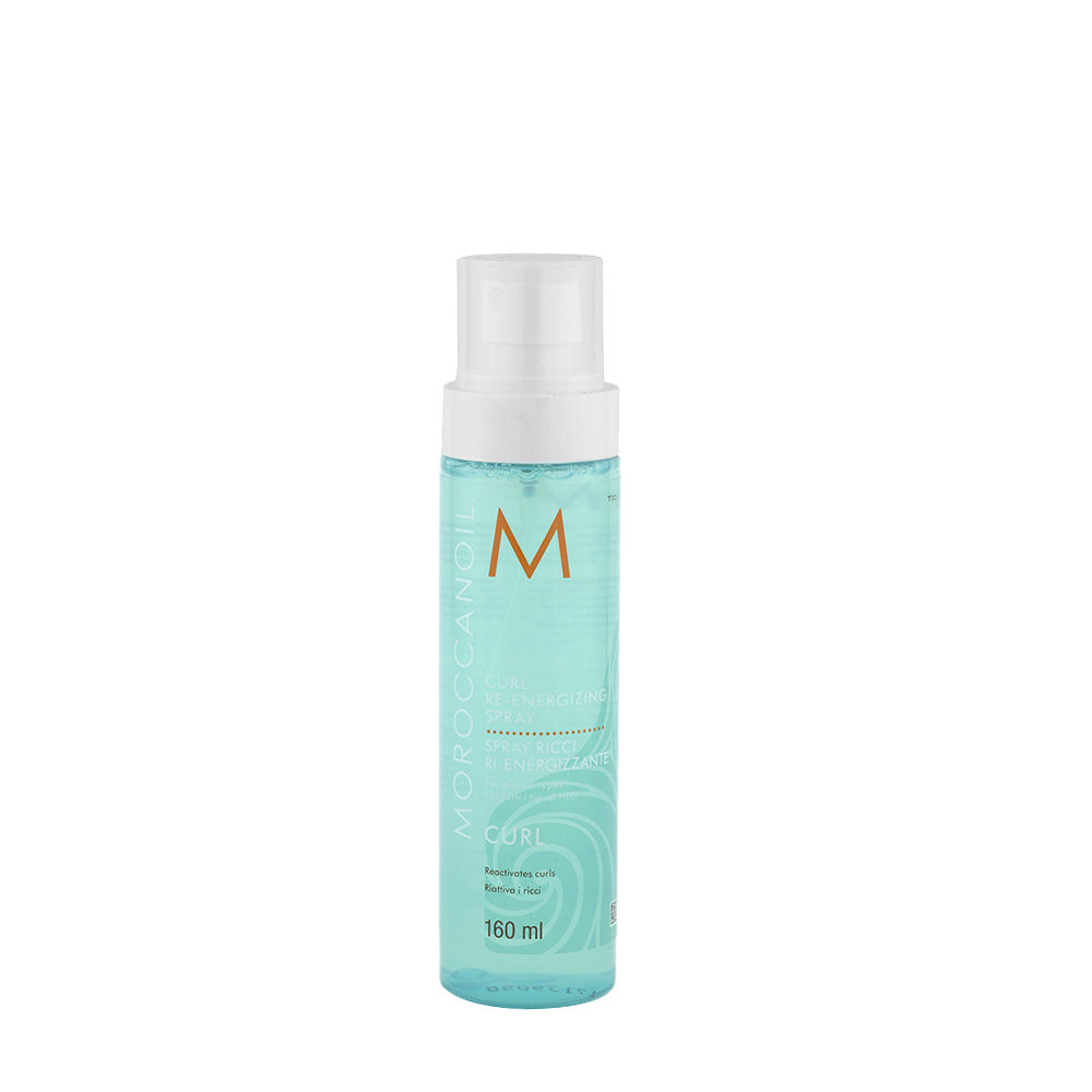 Moroccanoil Curl Re-energizing spray 160ml - Spray Energisant cheveux bouclés