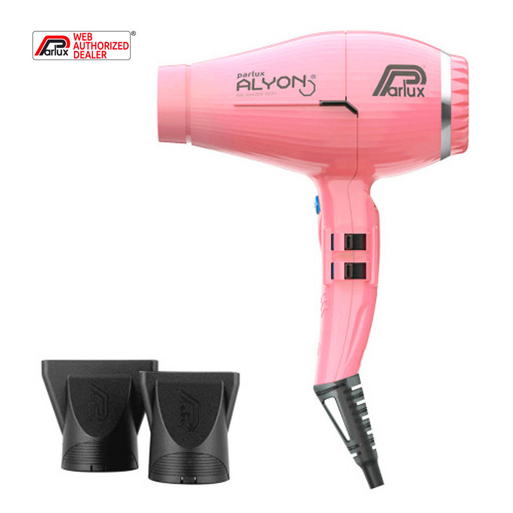 Parlux Alyon Air ionizer tech Eco friendly Rose - Sèche cheveux