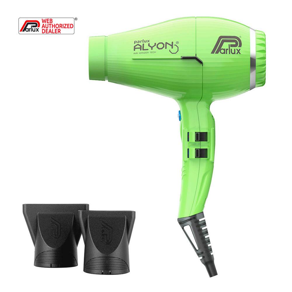 Parlux Alyon Air ionizer tech Eco friendly Vert - Sèche cheveux