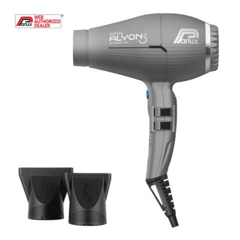 Parlux Alyon Air ionizer tech Eco friendly Matt Graphite - Sèche cheveux