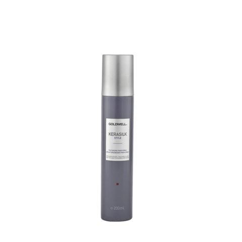 Goldwell Kerasilk Style Texturizing Finish Spray 200ml - spray texturant