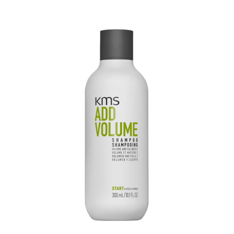Kms California AddVolume Shampoo 300ml - volumen y cuerpo