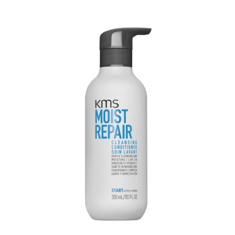 KMS Moist Repair Cleansing Conditioner 300ml Crème Cheveux
