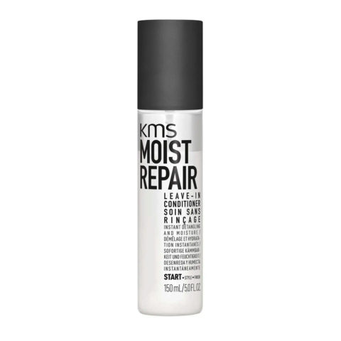 KMS Moist Repair Leave-in Conditioner 150ml - Conditioner Sans Rinçage Hydratant Et Démêlant