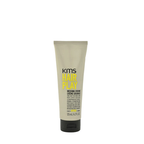 Kms California HairPlay Messing Creme 125ml - crème de coiffage