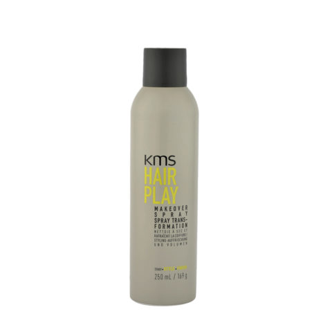 Kms California HairPlay Makeover spray 250ml - shampooing sec