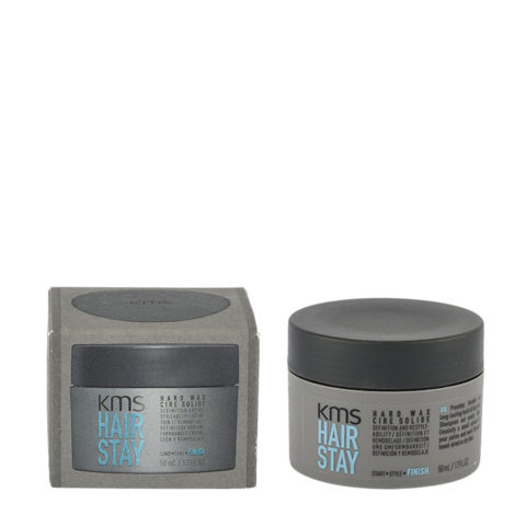 Kms California HairStay Hard Wax 50ml