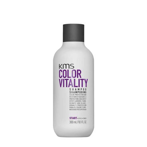 KMS Color Vitality Shampoo 300ml - Shampooing Protection Couleur
