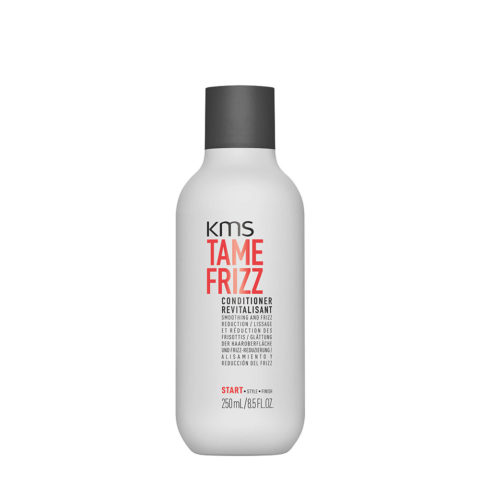 KMS Tame Frizz Conditioner 250ml - après-shampooing anticrèpu