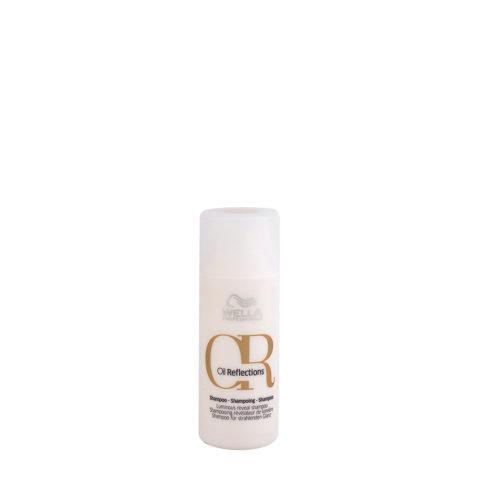 Wella Oil Reflections Shampoo 50ml - shampooing revèlateur de lumière