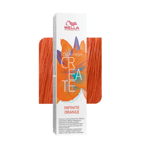 Wella Color fresh Create Infinite orange 60ml