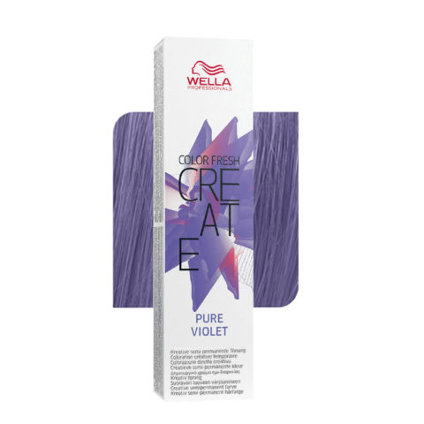Wella Color fresh Create Pure violet 60ml