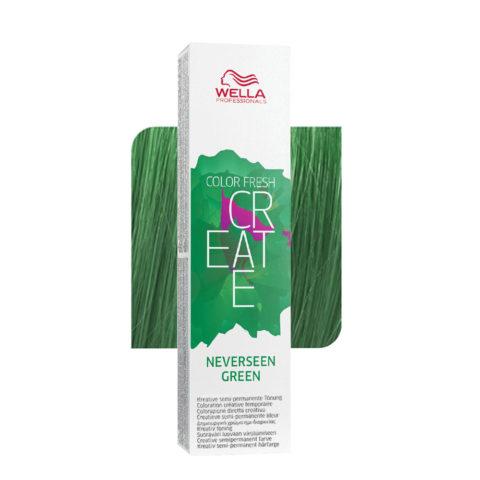 Wella Color fresh Create Neverseen green 60ml