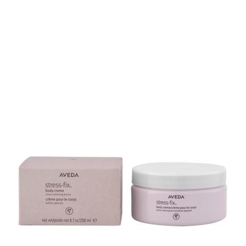 Aveda Bodycare Stress-fix body creme 200ml - crème pour le corps