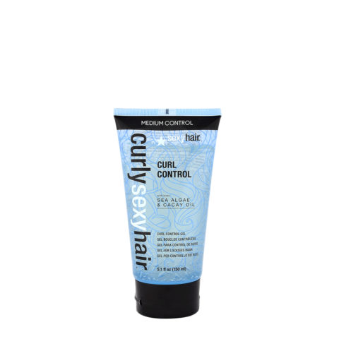 Curly Sexy Hair Curl control 150ml - gel pour cheveux frisée