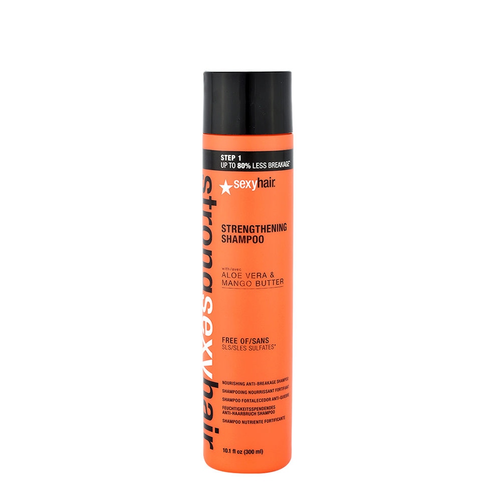 Strong Sexy Hair Strenghtening shampoo 300ml - shampooing restructurant