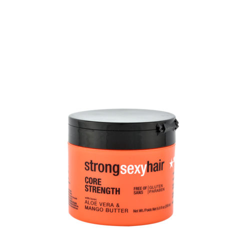 Strong Sexy Hair Core strength 200ml - masque hydratant restructurant