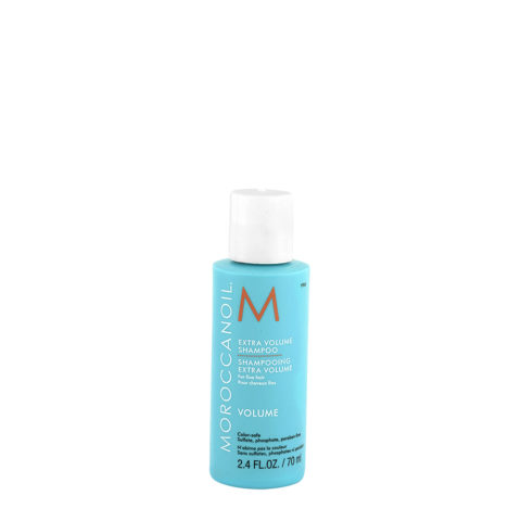 Moroccanoil Extra volume shampoo 70ml - shampooing extra volume