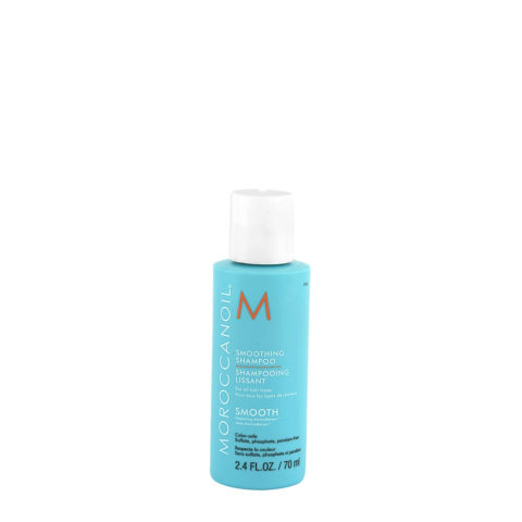 Moroccanoil Smoothing Shampoo 70ml - Shampooing disciplinant